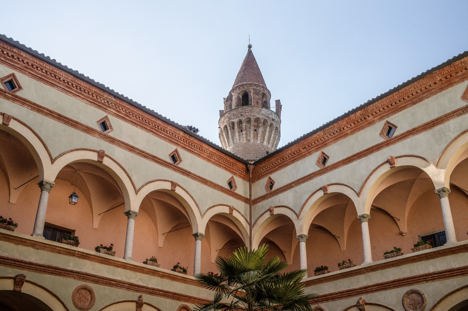 Ferragosto al Castello di Rivalta